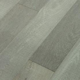 Parquet chêne scié gris gravier